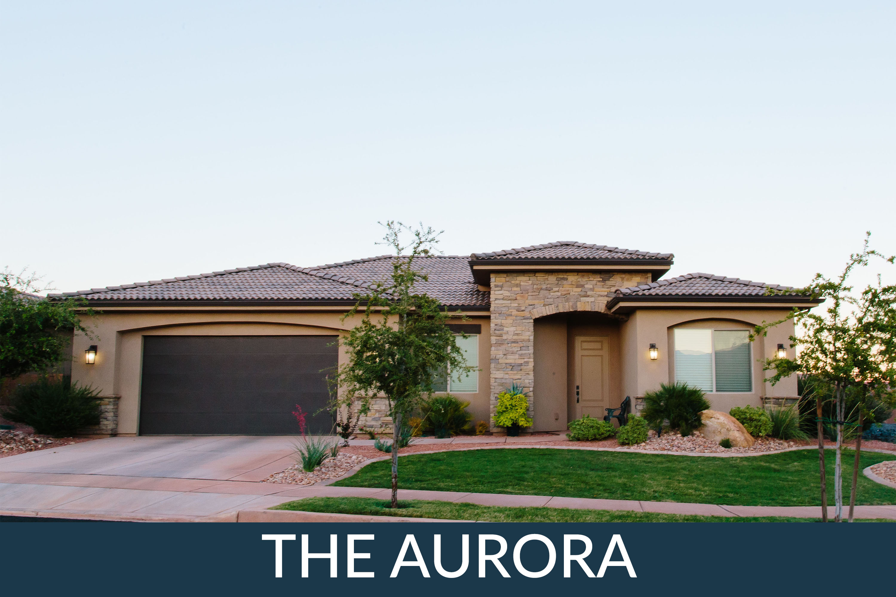 Great Open Layout, 2 Car Garage with Optional 3rd